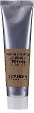 Parfémy, Parfumerie, kosmetika Krém na nohy - Scandia Cosmetics Foot Cream 15% Shea Butter