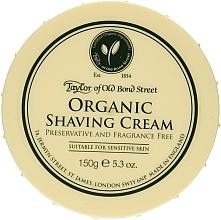 Parfémy, Parfumerie, kosmetika Krém na holení - Taylor of Old Bond Street Organic Shaving Cream