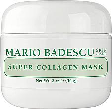 Parfémy, Parfumerie, kosmetika Kolagenová maska - Mario Badescu Super Collagen Mask