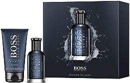 Parfémy, Parfumerie, kosmetika Hugo Boss Boss Bottled Infinite - Sada (edp/50ml + sh/gel/100)