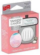 Parfémy, Parfumerie, kosmetika Vůně do auta vyměnitelný blok - Yankee Candle Pink Sands