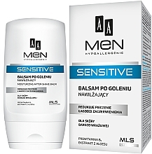 Parfémy, Parfumerie, kosmetika Balzám po holení - AA Men Sensitive Moisturizing After-Shave Balm