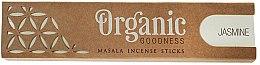 Parfémy, Parfumerie, kosmetika Aroma tyčinky - Song Of India Organic Goodness Jasmine