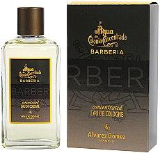 Parfémy, Parfumerie, kosmetika Alvarez Gomez Agua De Colonia Concentrada Barberia - Kolínská voda