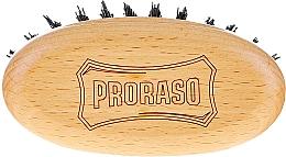 Parfémy, Parfumerie, kosmetika Kartáč na knír - Proraso Old Style Moustache Brush