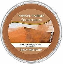 Parfémy, Parfumerie, kosmetika Aromatický vosk - Yankee Candle Warm Desert Wind Scenterpiece Melt Cup