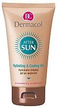 Parfémy, Parfumerie, kosmetika Regenerační a hydratační gel po opálení - Dermacol Hydrating & Cooling Gel