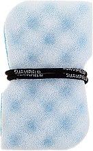 Parfémy, Parfumerie, kosmetika Masážní houba, modrá - Suavipiel Black Aqua Power Massage Sponge