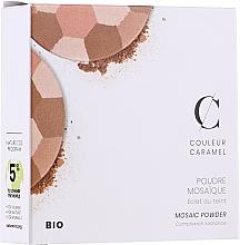 Parfémy, Parfumerie, kosmetika Pleťový pudr Mosaic - Couleur Caramel Mosaic Powder