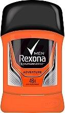 """Parfémy, Parfumerie, kosmetika Deodorant v tyčince """"Energie dobrodružství"""" - Rexona Deodorant Stick"""
