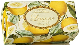 Parfémy, Parfumerie, kosmetika Dárkové mýdlo- sada Citron - Saponificio Artigianale Fiorentino Lemon (Soap/6x50g)