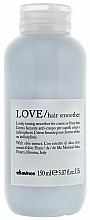 Parfémy, Parfumerie, kosmetika Vyhlazující krém na vlasy - Davines Love Lovely Taming Smoother Cream