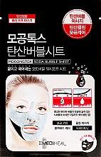 Parfémy, Parfumerie, kosmetika Kosmetická maska - Mediheal Mogongtox Soda Bubble Sheet