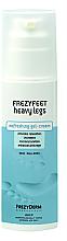 Parfémy, Parfumerie, kosmetika Krém- gel na unavené nohy - Frezyderm Frezyfeet Heavy Legs Refreshing gel-cream