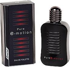 Parfémy, Parfumerie, kosmetika Omerta Pure E-motion - Toaletní voda