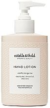 Parfémy, Parfumerie, kosmetika Lotion na ruce - Estelle & Thild Vanilla Tangerine Hand Lotion