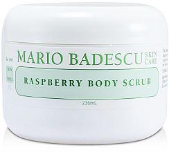 Parfémy, Parfumerie, kosmetika Malinový tělový peeling - Mario Badescu Raspberry Body Scrub