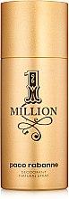 Parfémy, Parfumerie, kosmetika Paco Rabanne 1 Million - Deodorant