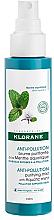 Parfémy, Parfumerie, kosmetika Čistící mlha na vlasy - Klorane Aquatic Mint