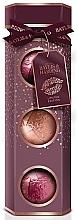 Parfémy, Parfumerie, kosmetika Sada - Baylis & Harding Cranberry Martini (3xb/fizzers/100g)