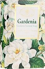 Parfémy, Parfumerie, kosmetika Přírodní mýdlo Gardénie - Saponificio Artigianale Fiorentino Masaccio Gardenia Soap