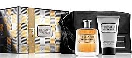 Parfémy, Parfumerie, kosmetika Trussardi Riflesso - Sada (edt/100ml + sh/g/100ml + bag)