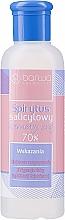 Parfémy, Parfumerie, kosmetika Kosmetický salicylový líh - Barwa