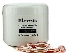 """Parfémy, Parfumerie, kosmetika Pleťové kapsle """"Buněčná obnova. Růže"""" - Elemis Cellular Recovery Skin Bliss Rose"""