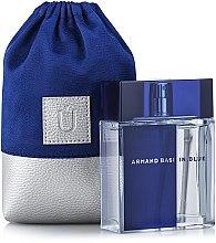 """Parfémy, Parfumerie, kosmetika Dárkové pouzdro na parfémy, modré """"Perfume Dress"""" - MakeUp"""