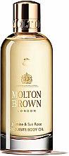 Parfémy, Parfumerie, kosmetika Molton Brown Jasmine & Sun Rose Exquisite Body Oil - Olej na tělo