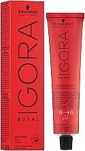 Parfémy, Parfumerie, kosmetika Barva na vlasy - Schwarzkopf Professional Igora Royal