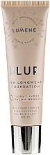 Parfémy, Parfumerie, kosmetika Odolný tónový základ - Lumene Blur 16H Longwear Foundation SPF15 2 Soft Honey