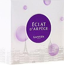 Parfémy, Parfumerie, kosmetika Lanvin Eclat D`Arpege - Sada (edp/50ml + b/l/100ml)