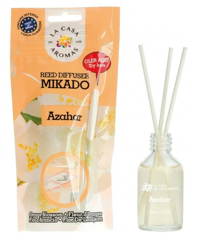 Aroma difuzér Pomerančový květ - La Casa de Los Aromas Mikado Reed Diffuser