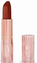 Parfémy, Parfumerie, kosmetika Matná rtěnka - Nabla Cult Matte Bounce Matte Lipstick