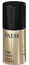 Parfémy, Parfumerie, kosmetika Tónový krém - Paese Long Cover Luminous