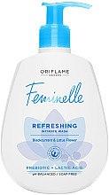 Parfémy, Parfumerie, kosmetika Osvěžující gel pro intimní hygienu - Oriflame Feminelle Refreshing Intimate Wash