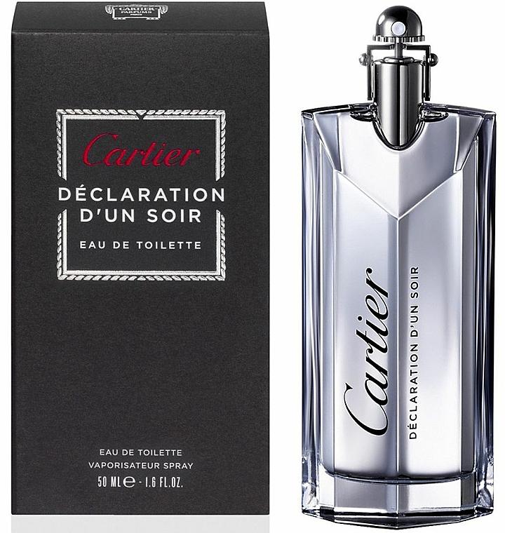 Cartier Declaration DUn Soir - Toaletní voda — foto N2