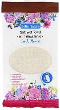 Parfémy, Parfumerie, kosmetika Vlhčené ubrousky s vůní čerstvých květin - Belle Nature Soft Wet Towel