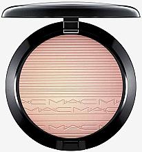 Parfémy, Parfumerie, kosmetika Kompaktní pud s třpytivým efektem - MAC Extra Dimension Skinfinish Poudre Lumiere