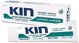Parfémy, Parfumerie, kosmetika Zubní pasta Aloe vera - Kin Aloe Vera Toothpaste