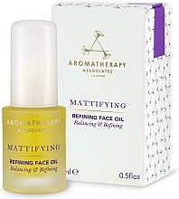 Parfémy, Parfumerie, kosmetika Matující čisticí olej na obličej - Aromatherapy Associates Mattifying Refining Face Oil