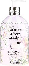 Parfémy, Parfumerie, kosmetika Tekuté mýdlo na ruce Jedinorožec - Baylis & Harding Beauticology Unicorn Candy Hand Wash