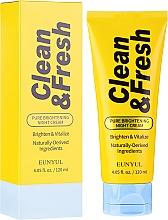 Parfémy, Parfumerie, kosmetika Zesvětlující noční pleťový krém - Eunyul Clean & Fresh Pure Brightening Night Cream