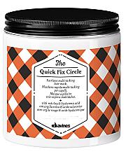 Parfémy, Parfumerie, kosmetika Maska pro okamžitou hydrataci, jemnost a lesk vlasů - Davines Quick Fix Circle Hair Mask