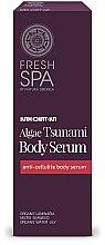 Parfémy, Parfumerie, kosmetika Sérum na tělo proti celulitidě - Natura Siberica Fresh Spa Kam-Chat-Ka Algae Tsunami Body Serum