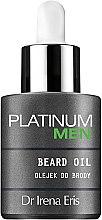 Parfémy, Parfumerie, kosmetika Olej na bradu - Dr Irena Eris Platinum Men Beard oil
