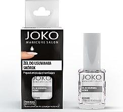 Parfémy, Parfumerie, kosmetika Gel pro odstranění kůžičky - Joko Manicure Salon