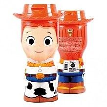 Parfémy, Parfumerie, kosmetika Sprchový gel - Disney Toy Story 4 Jessie Shower Gel