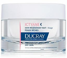 Parfémy, Parfumerie, kosmetika Regenerační noční pleťový krém - Ducray Ictyane Regenerating Night Care